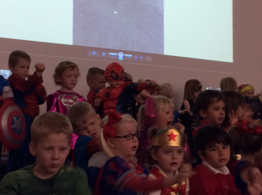 Reception's Sharing Assembly