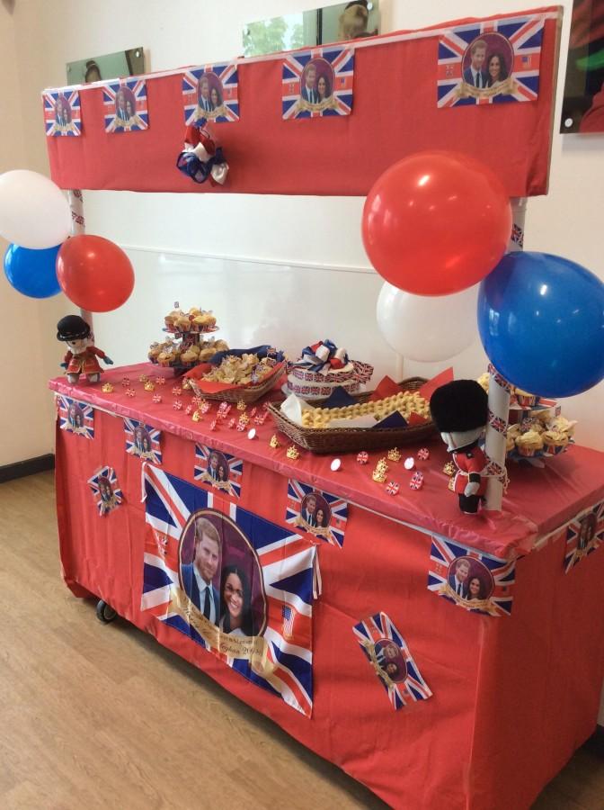 A royal wedding picnic!