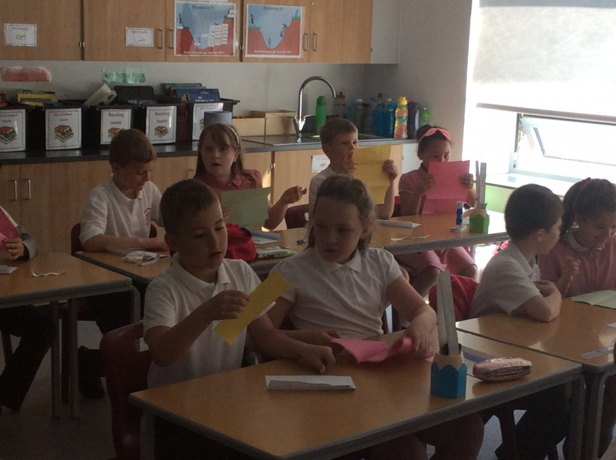 French pen pals in year 4! – Front Street Primary School