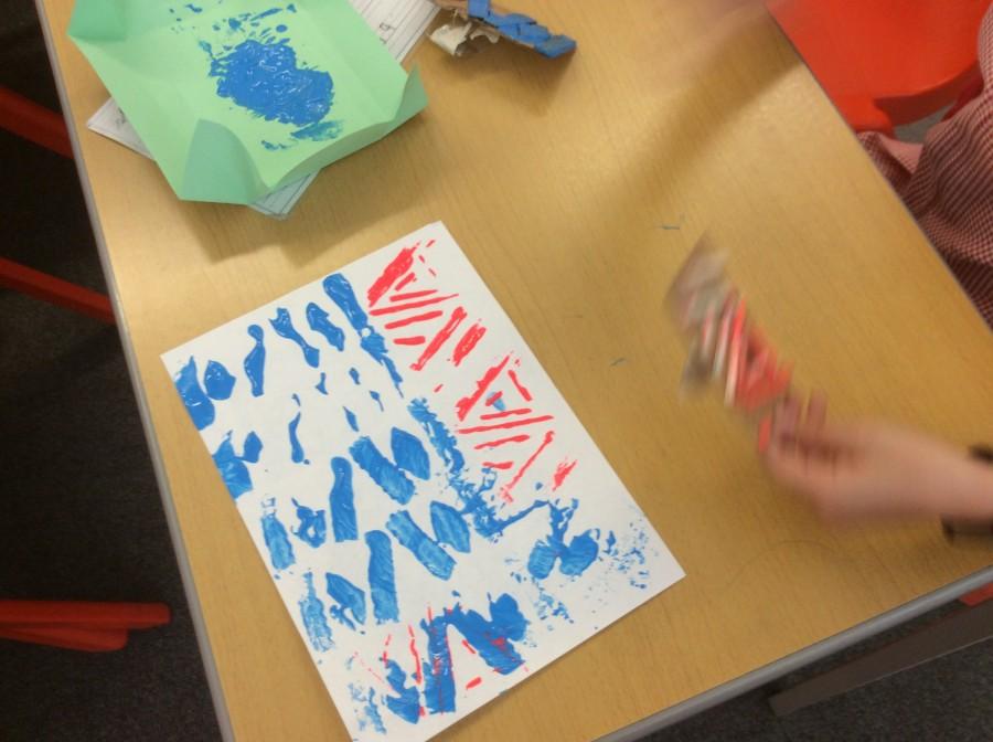 Printmaking in RE