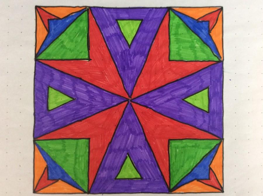 Art? Maths? RE? It's all three!