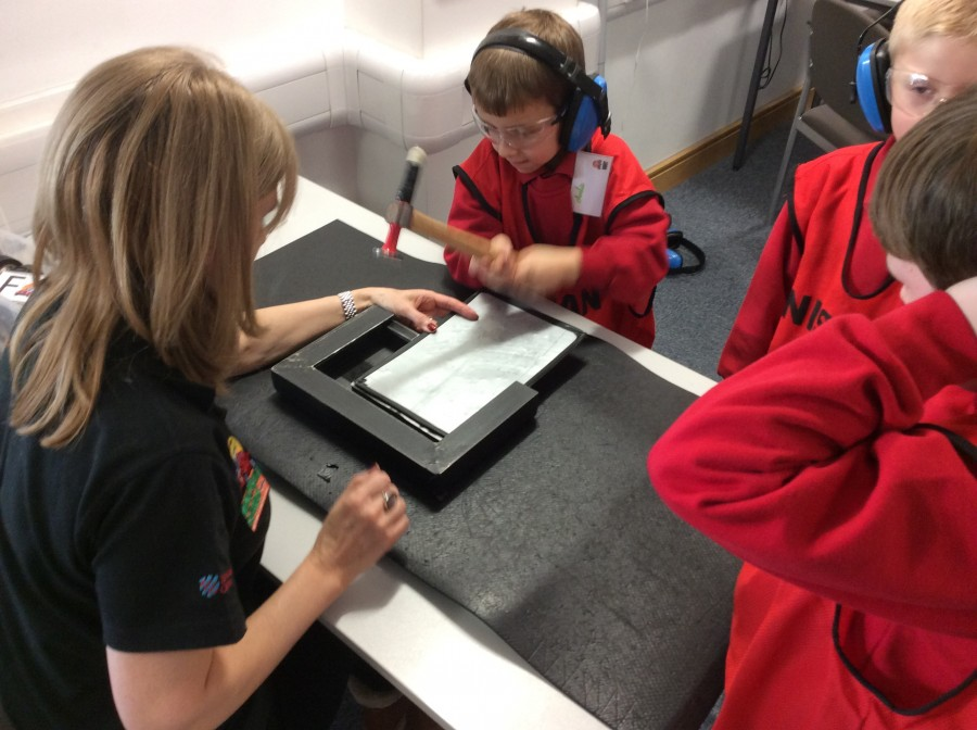 Young Engineers in Year 3