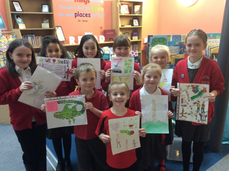 World Book Day Competition Winners