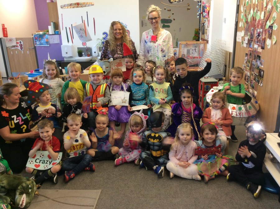 World Book Day – Nursery