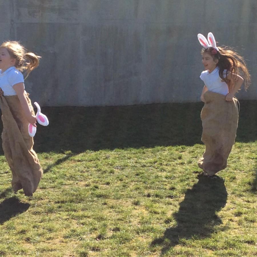 Hop little bunnies!!