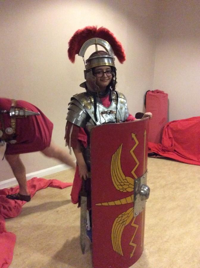 Roman adventures