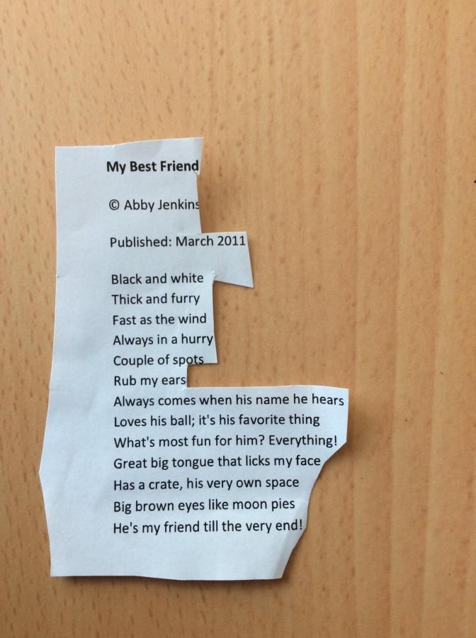 Poetry Ninjas – Front Street Primary School