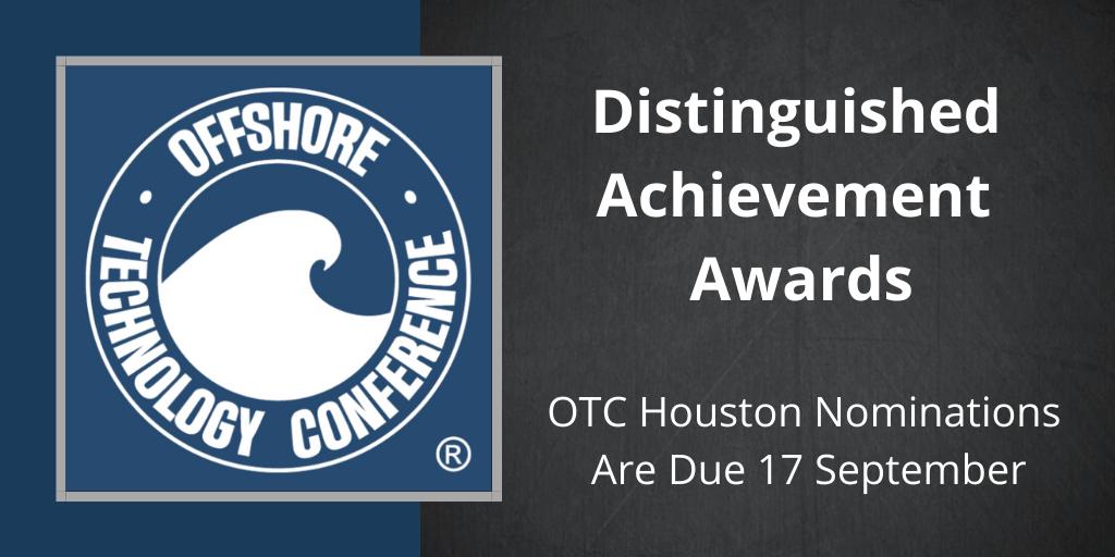 OTC Award Deadline