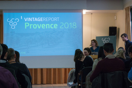 Alice Ract Madoux, SCP, Vintage Report Provence 2018