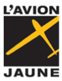 Logo de l'Avion Jaune