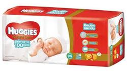 Huggies Natural Care RN x34