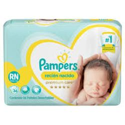 Pampers premium care RN x 36
