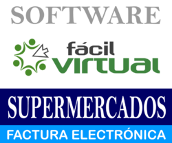 Software Supermercados + Factura Electrónica