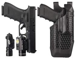 FUNDA BLACKHAWK EPOCH NIVEL 3 PARA GLOCK LIGHT