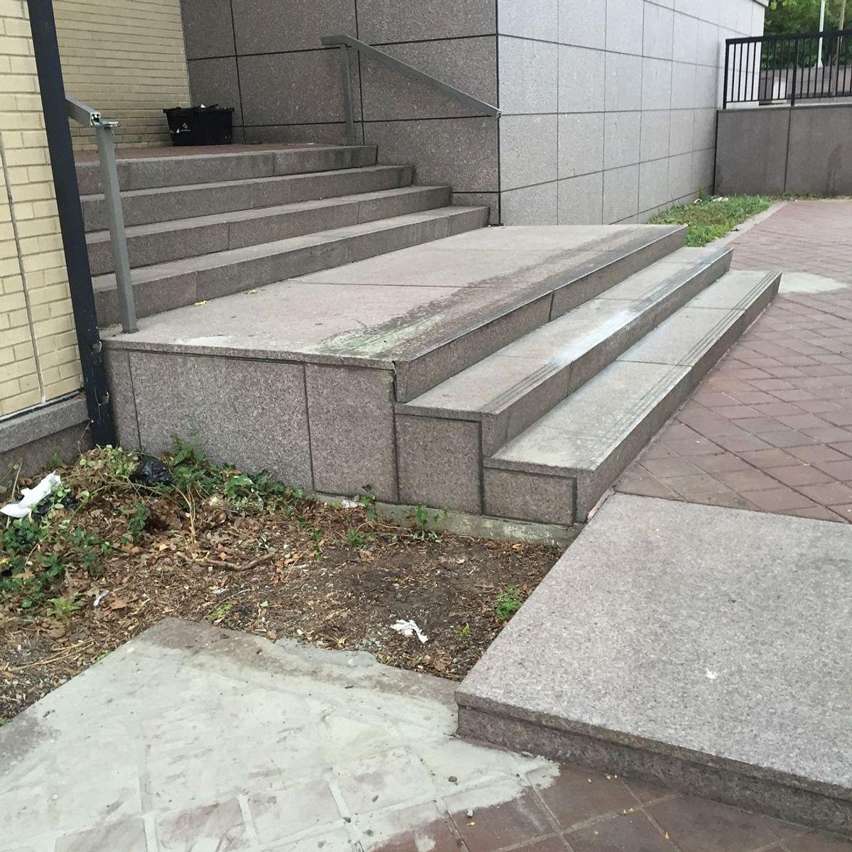 Image for skate spot Social Security