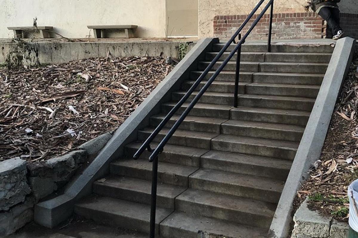 Image for skate spot Elysian 13 Stair Rail
