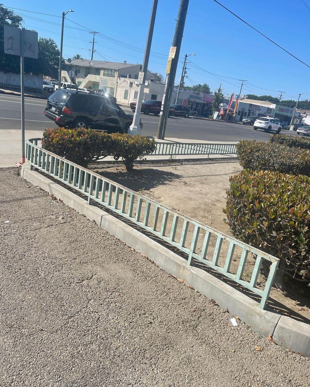 Image for skate spot South Central Avenue - Pop Out Rail