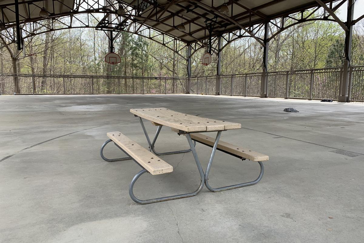 Image for skate spot Trinity School Picnic Tables