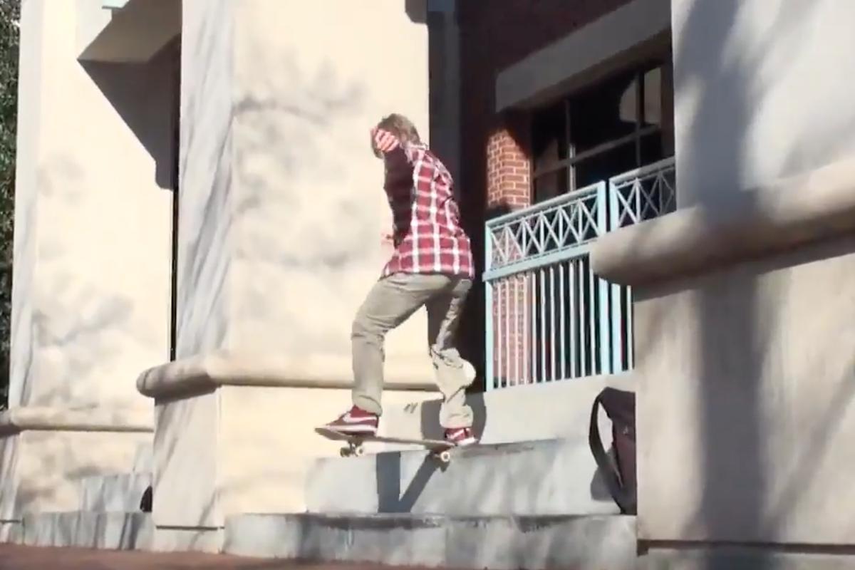 Image for skate spot Courthouse Ledge