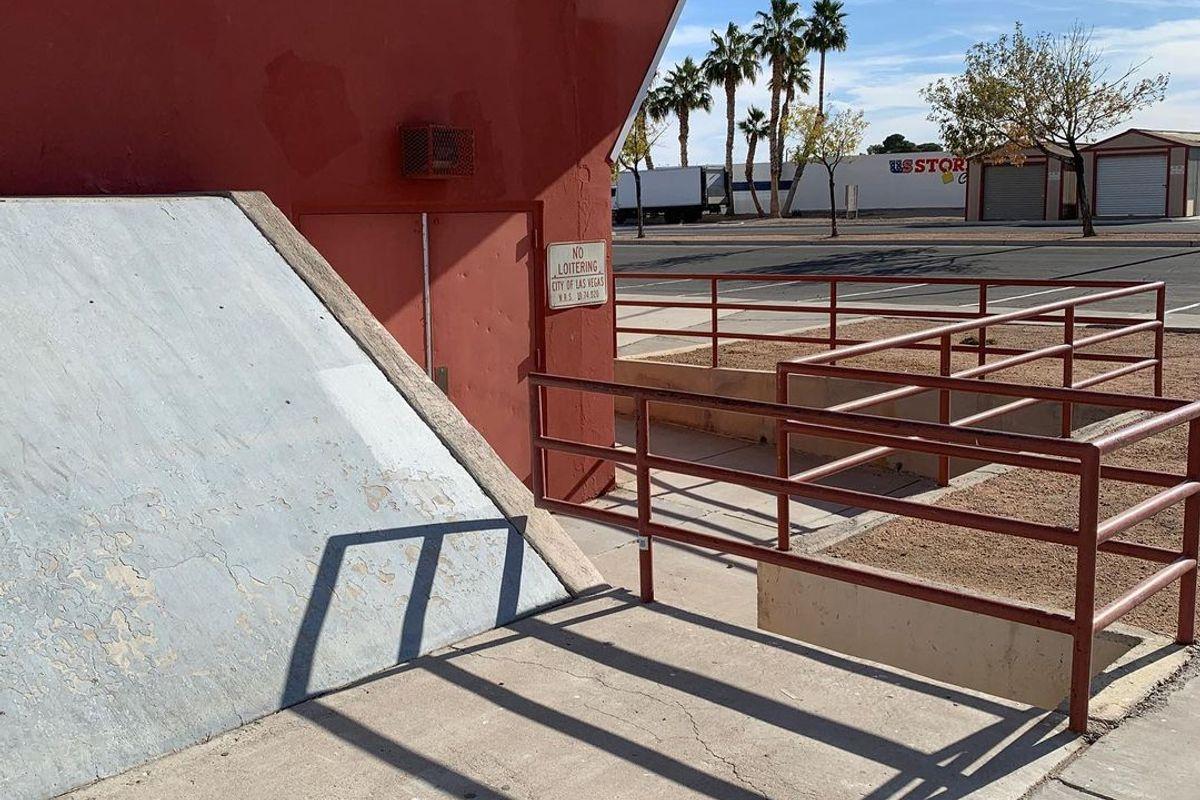 Image for skate spot Chuck Minker Banks