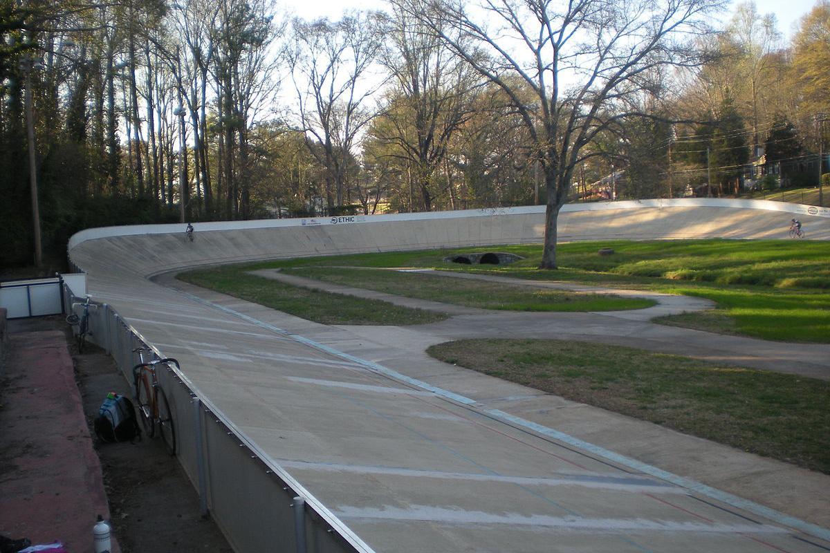Image for skate spot Dick Lane Velodrome