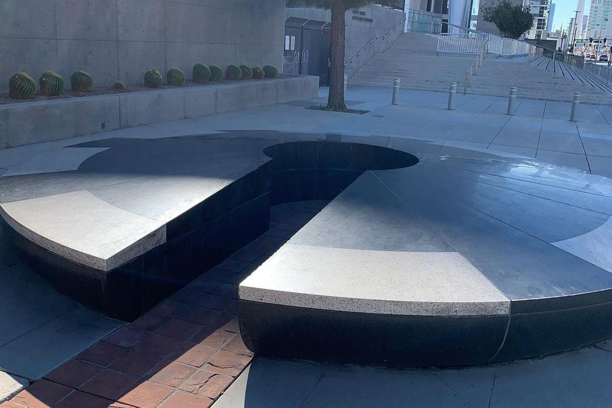 Image for skate spot Courthouse C Pads