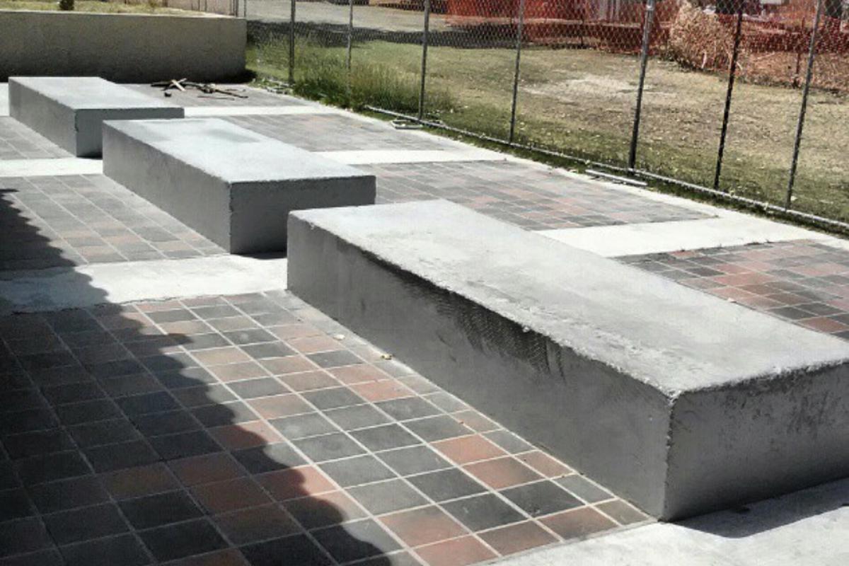 Image for skate spot Lorenzi 3 Blocks