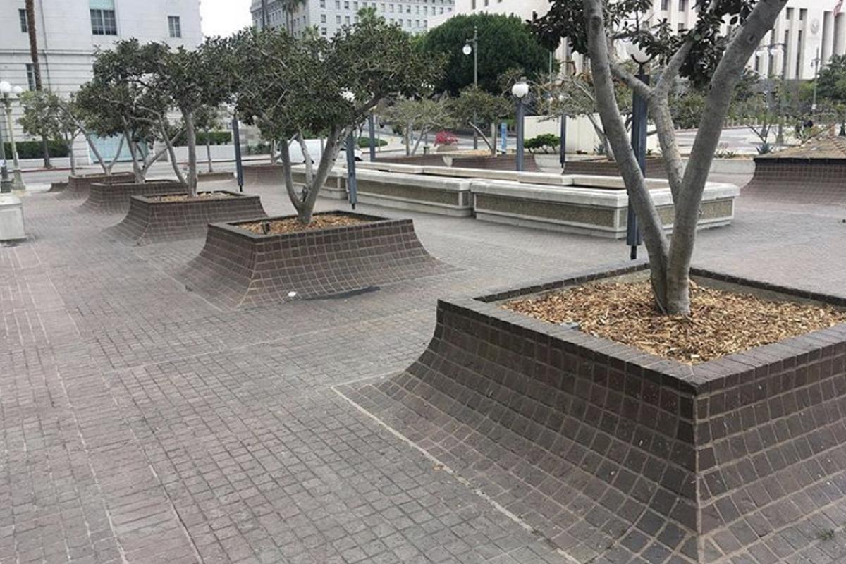 Image for skate spot Brick Banks