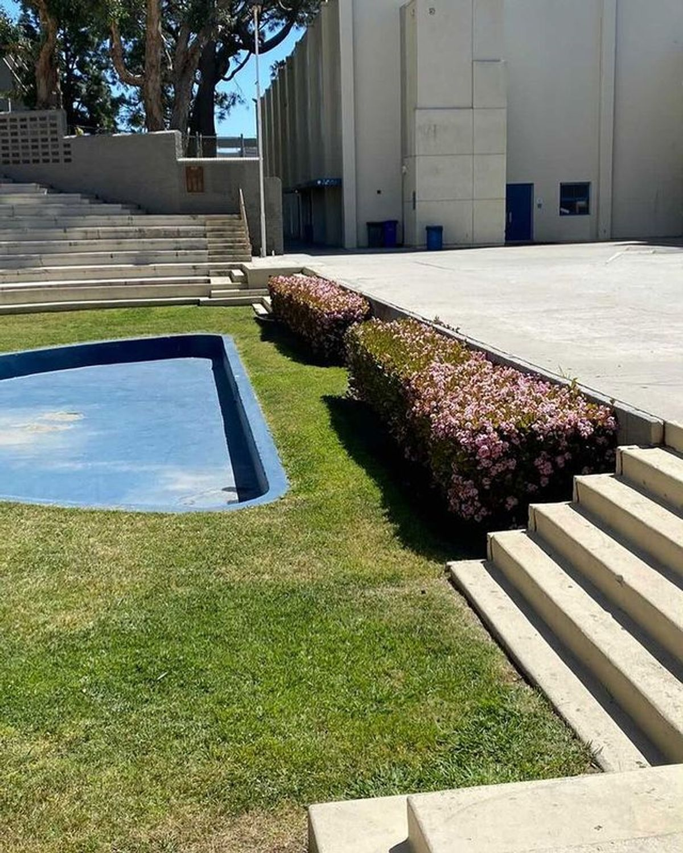 Image for skate spot Santa Monica Fountain Gap