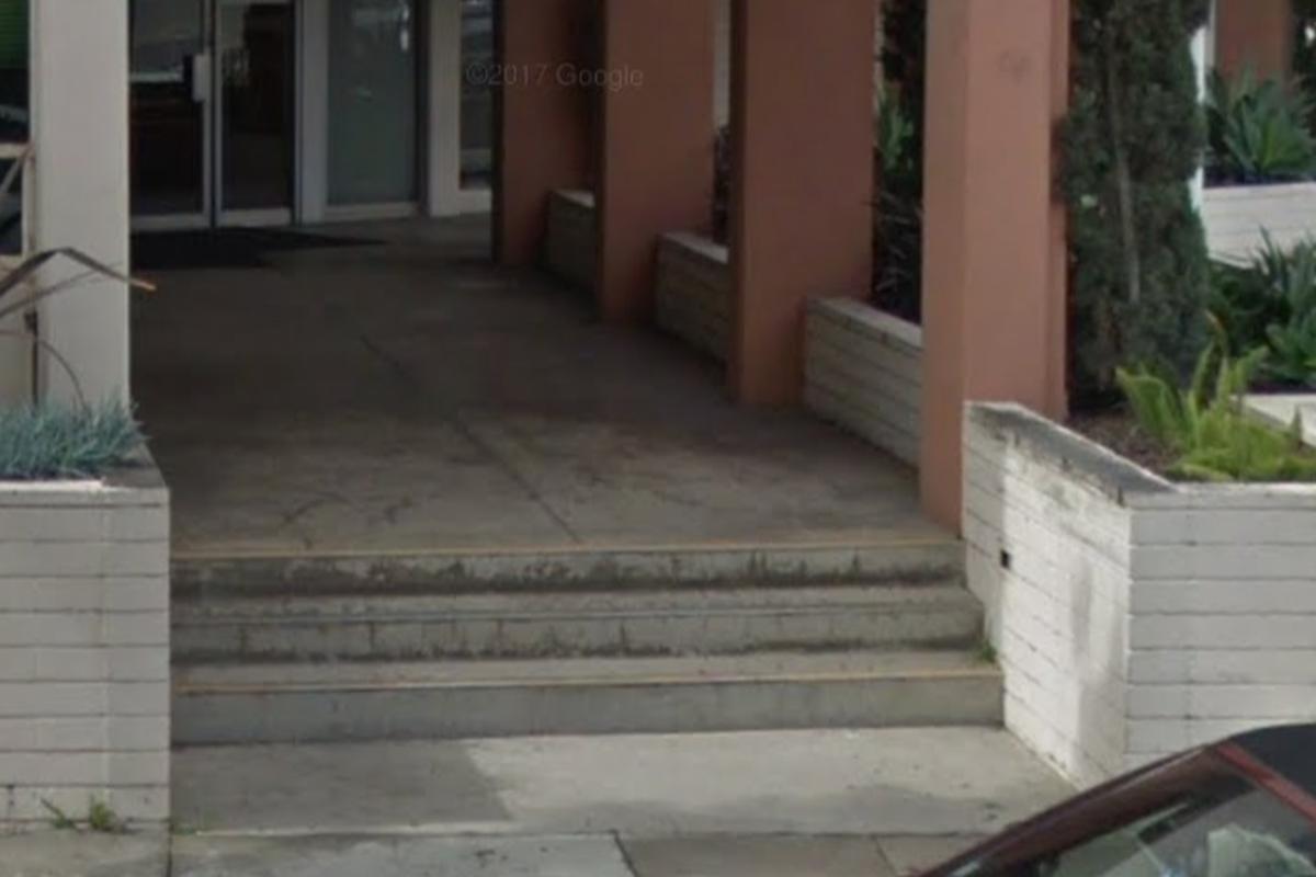 Image for skate spot Out ledge