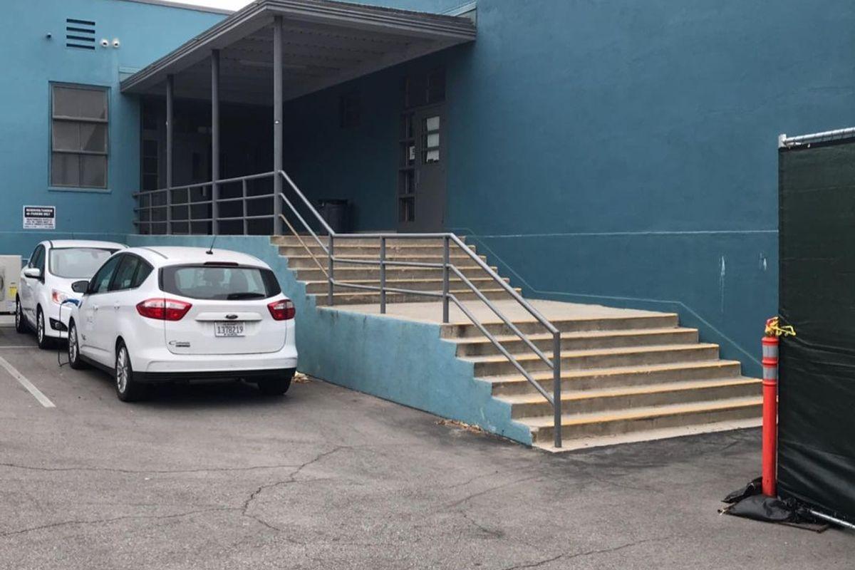 Image for skate spot Gonz Double Set Rail