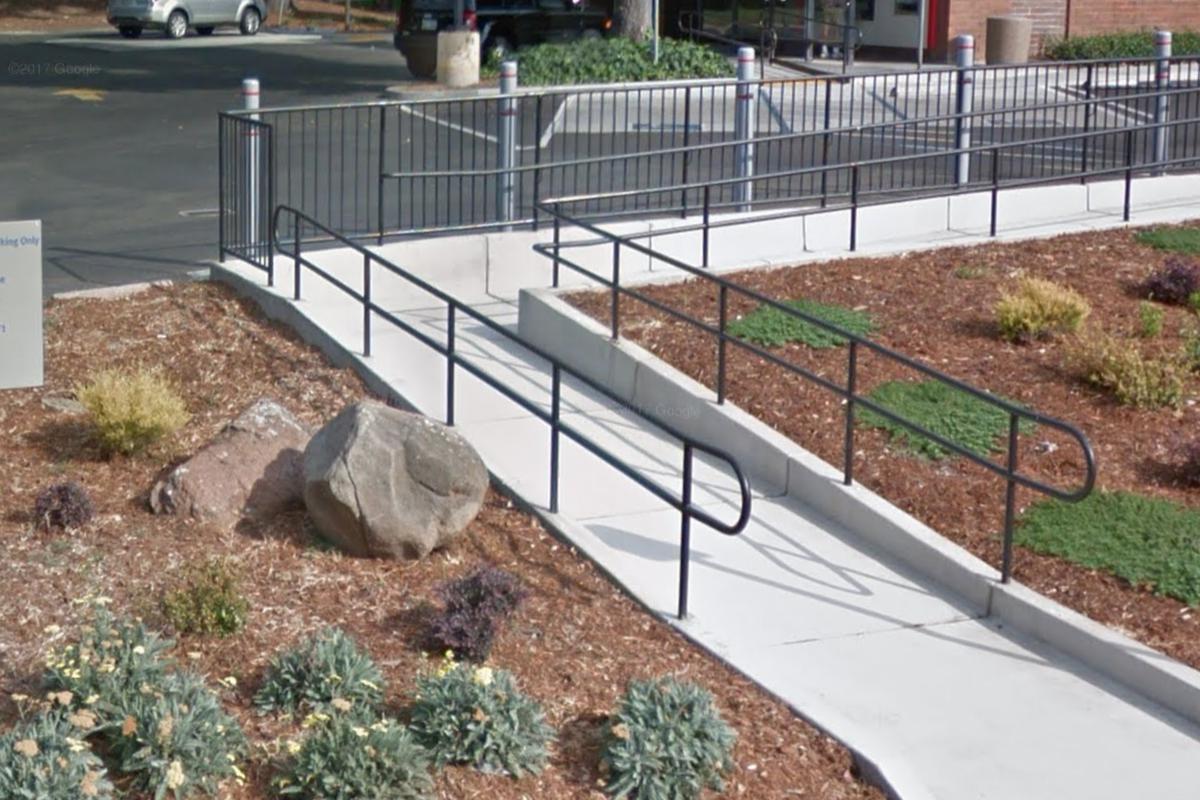 Image for skate spot Long flat bar