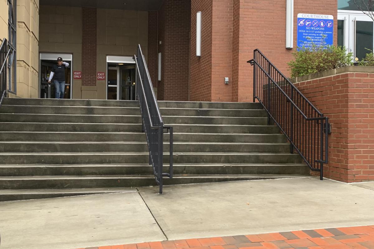 Image for skate spot 9/10 Stair