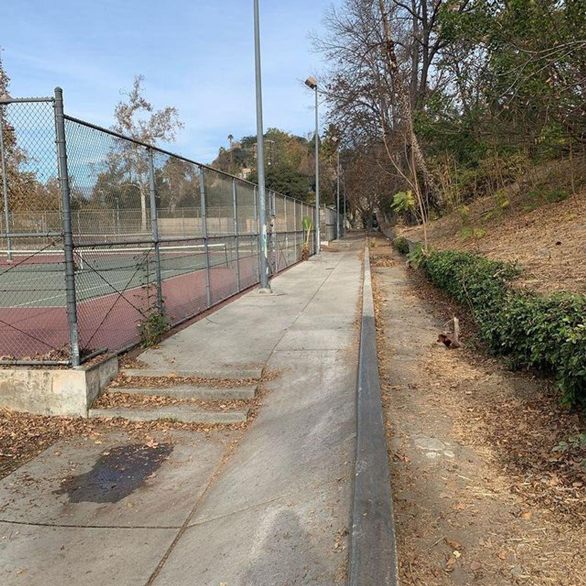 Image for skate spot Hermon Park Bank Ledge