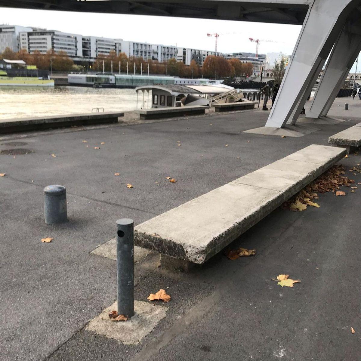Image for skate spot Port de Bercy - Ledges