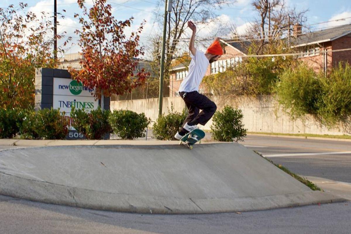 Image for skate spot Bank Ledge