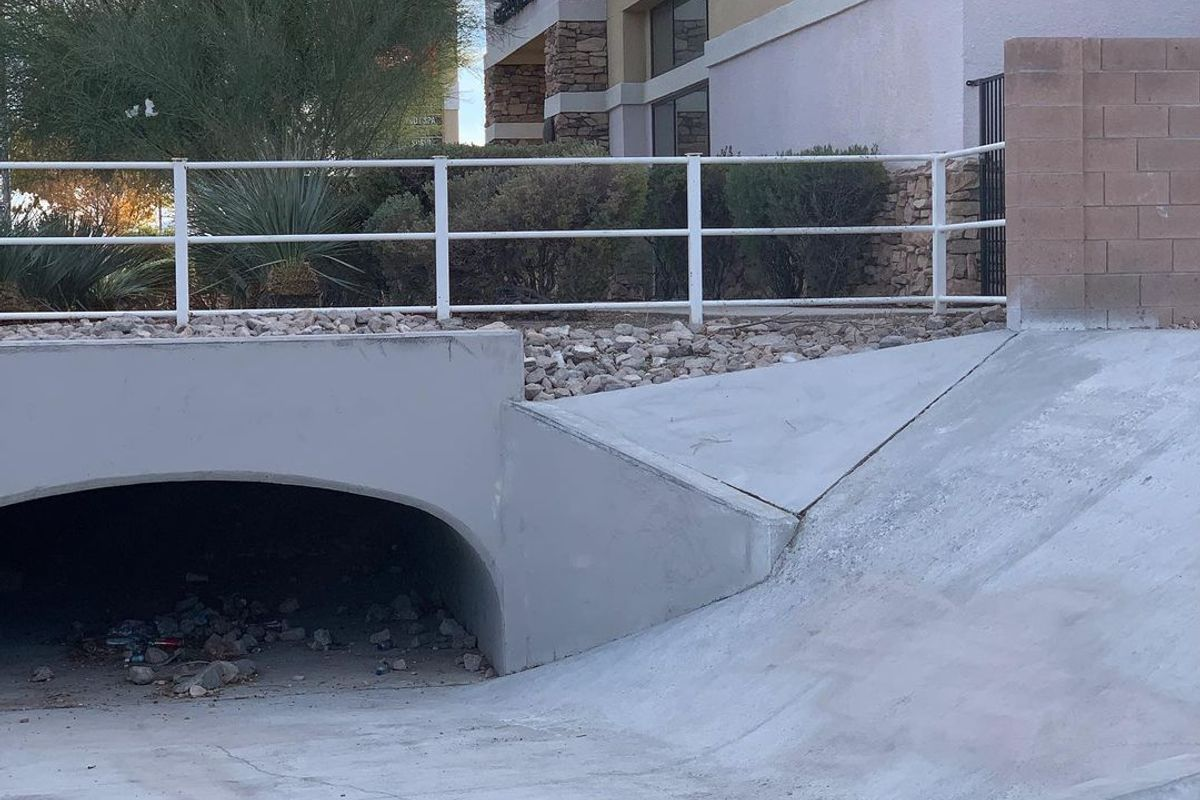 Image for skate spot S Fort Apache Ditch
