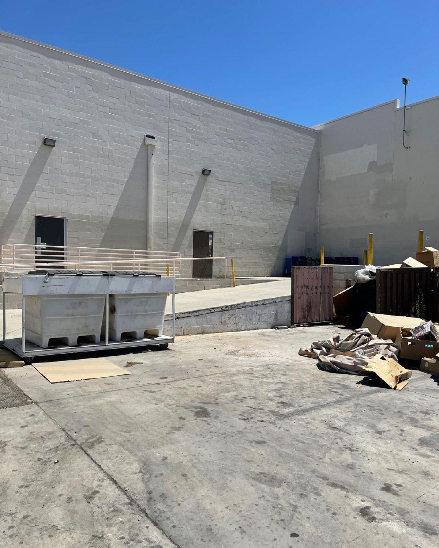 Image for skate spot Amargosa - Flat Bar