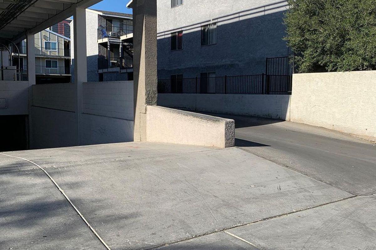 Image for skate spot DRIVEN Stucco Ledge