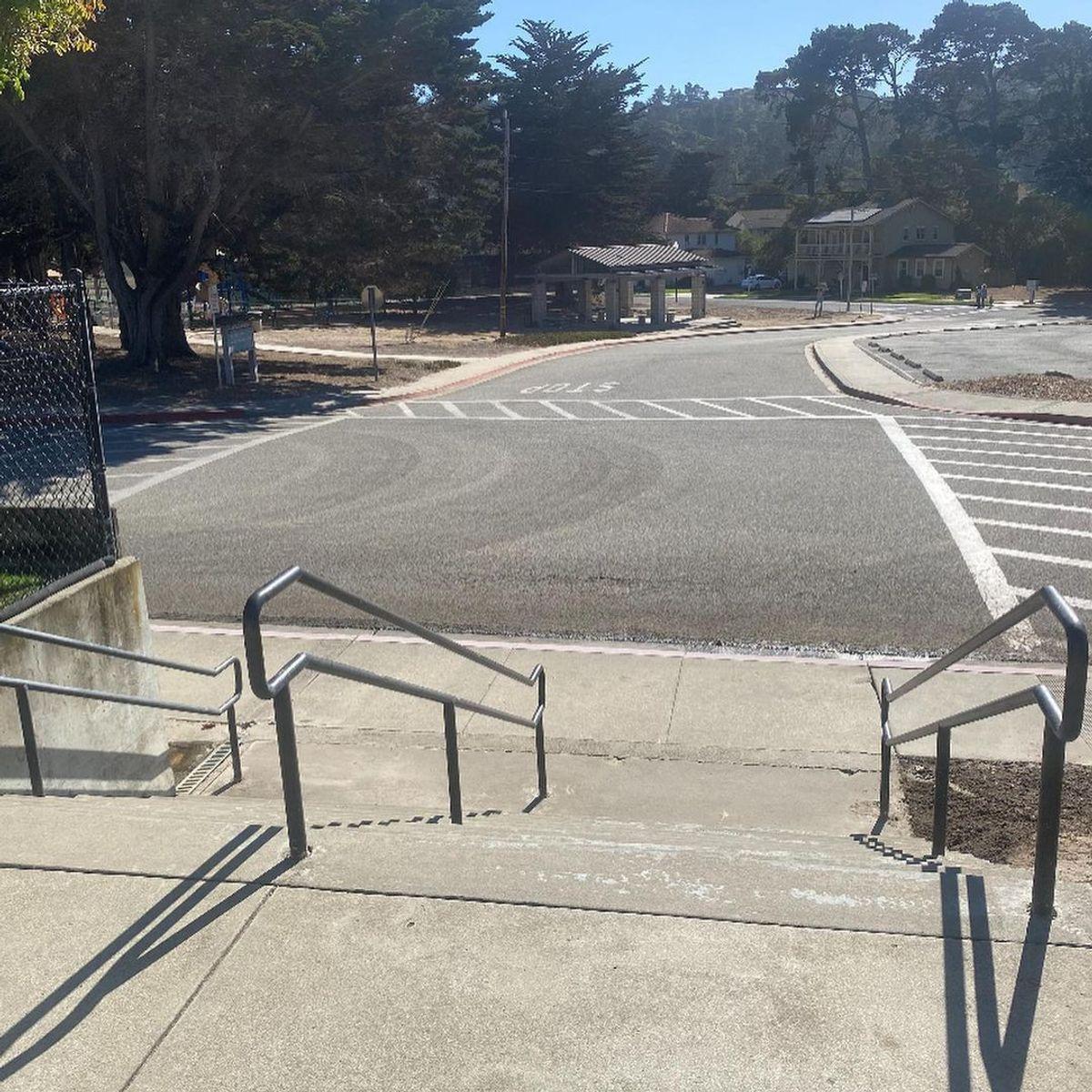 Image for skate spot NSA 10 Stair