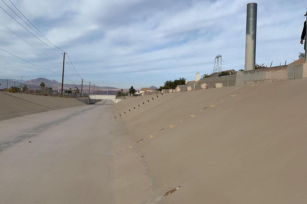 Image for skate spot Grande Sombrero Way Ditch Ledge