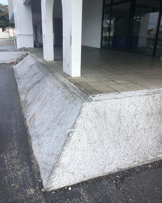 Image for skate spot Volvo Banks