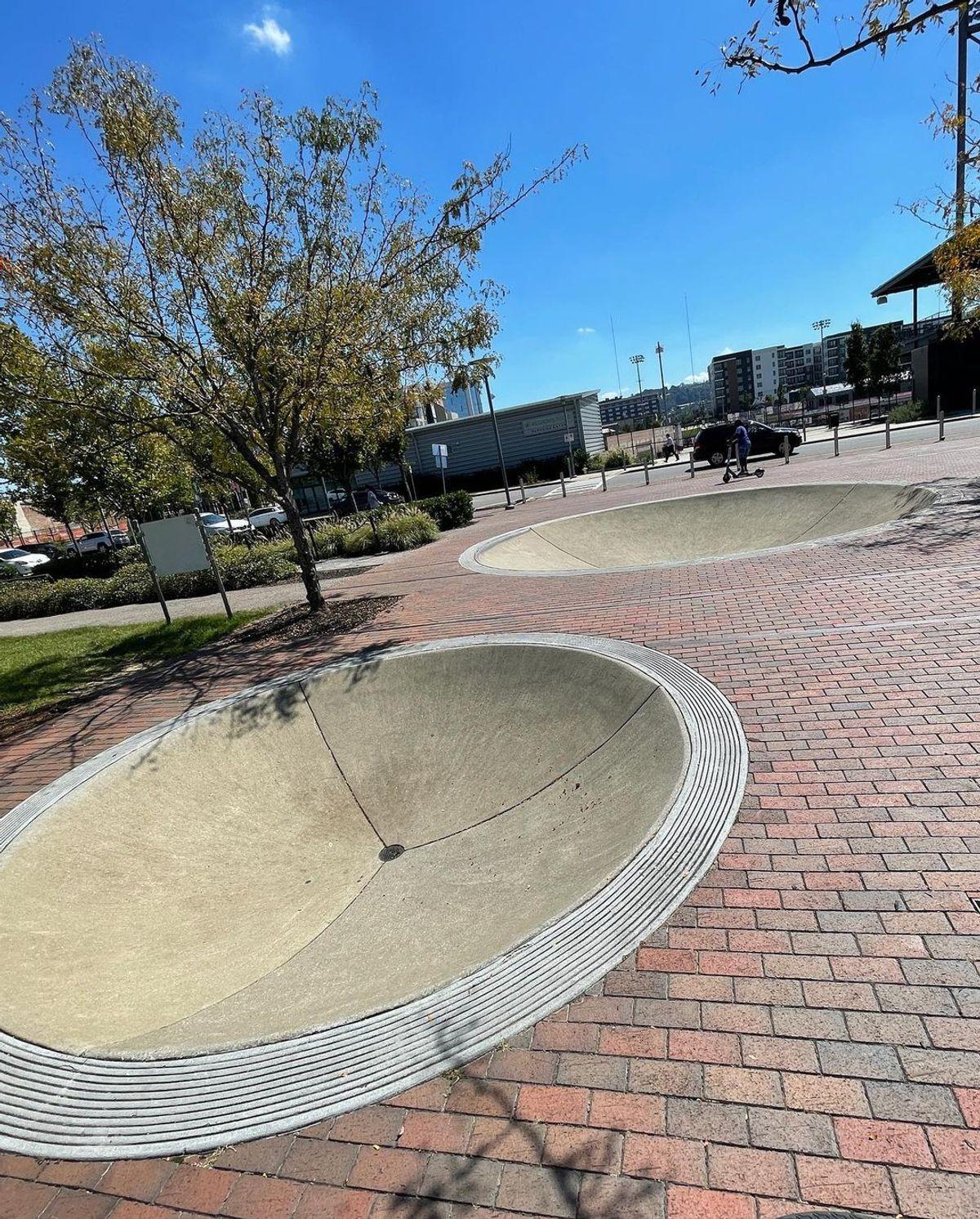 Image for skate spot Railroad Park Foundation - Bowls