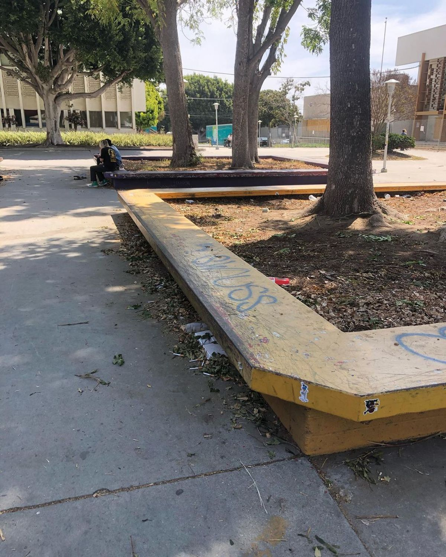 Image for skate spot West LA Courthouse