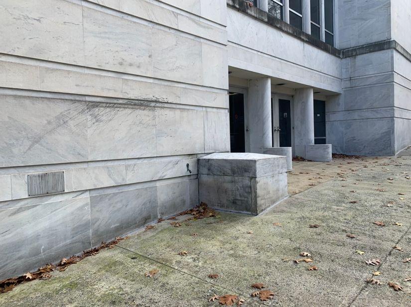 Image for skate spot GSU Dahlberg Hall Block