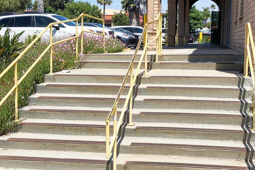 Image for skate spot Post Office Gap To Rail