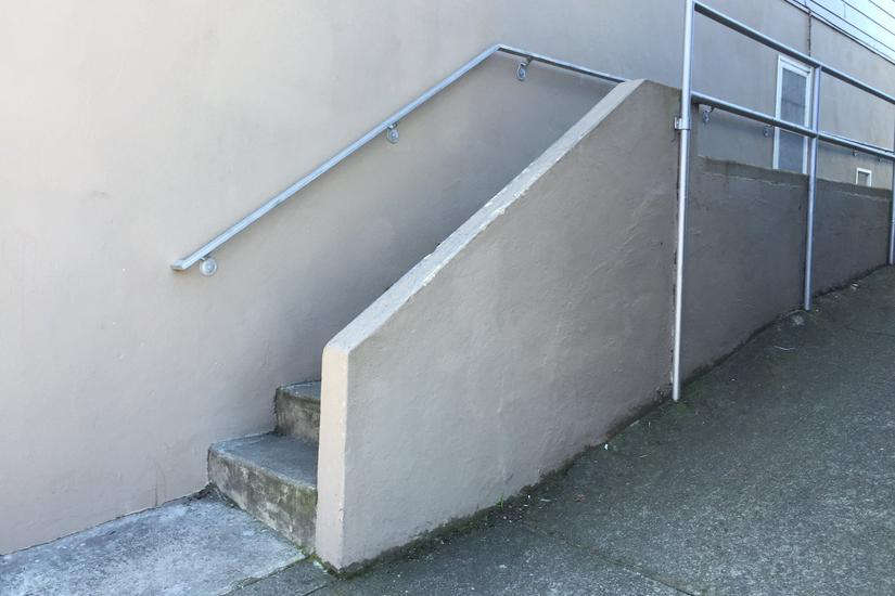 Image for skate spot Mini 6 Stair Hubba
