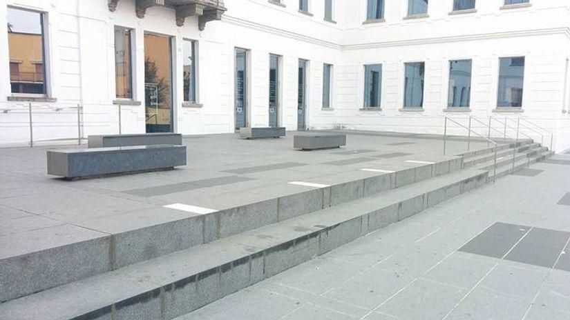 Image for skate spot Comune di Cinisello Balsamo Plaza