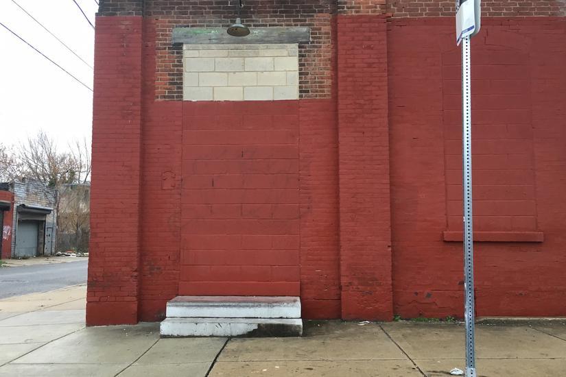 Image for skate spot Warehouse 2 Stair Ledge