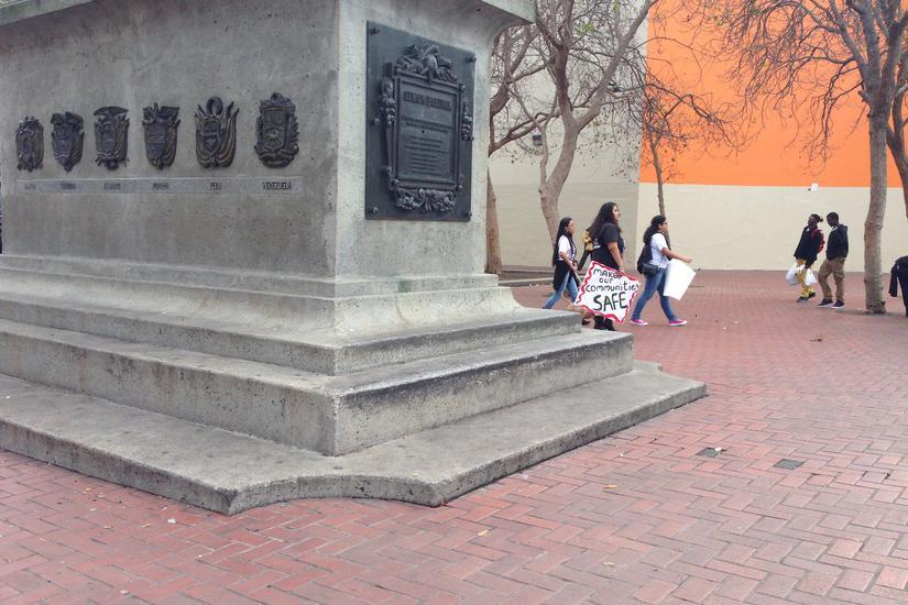 Image for skate spot Monument Ledge